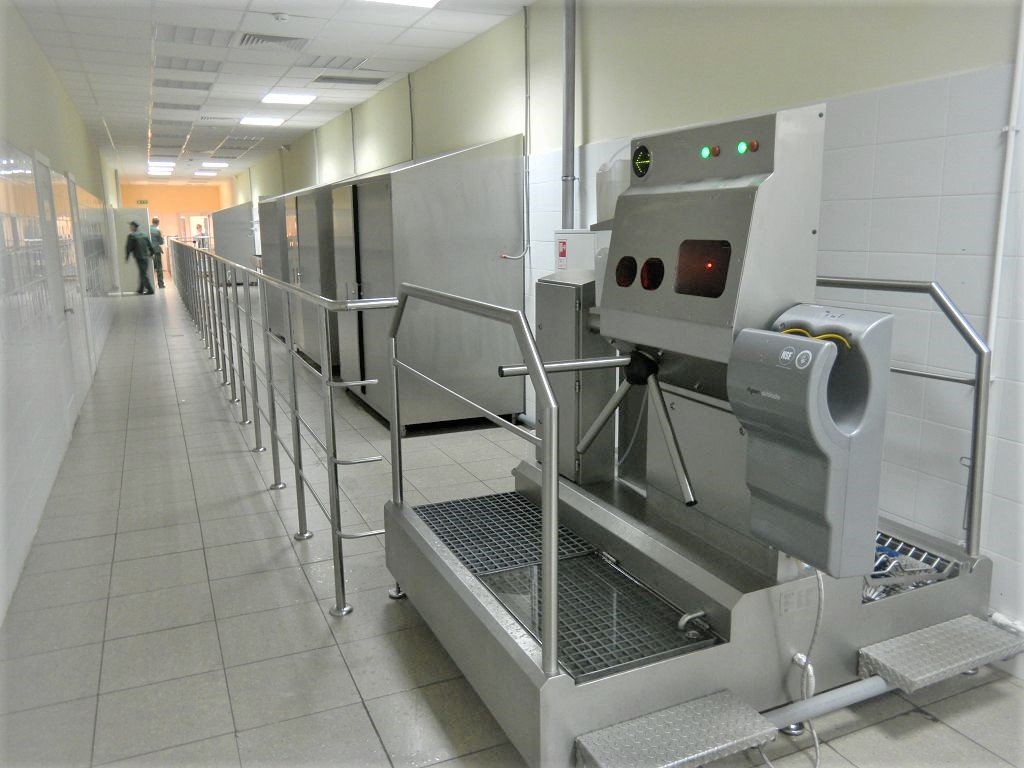 DisinfectionStations Personnel